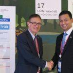 Dekan FMP Unhan Paparkan Kerjasama Pendidikan Indonesia-Rusia di Vladivostok