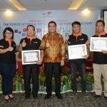 Pelabuhan Bengkulu Raih Best Innovation Program pada Forum Humas Cabang IPC 2017