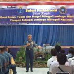 Dukung Indonesia Poros Maritim Dunia, Pushidrosal Gelar Safari Hidrografi di Makassar