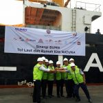 Volume Kargo Program Tol Laut T6 Jakarta-Natuna kian Meningkat
