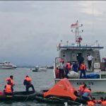 Simulasi Penyelamatan Penumpang oleh KPLP di Pelabuhan Domestik Sekupang