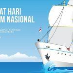 Ditjen Hubla Rayakan Hari Maritim Nasional dengan Kampanye Keselamatan Pelayaran