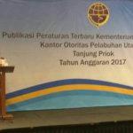Operator dan Regulator Pelabuhan Tanjung Priok butuh kesamaan Persepsi
