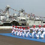 Pameran Alutsista Koarmatim, Marinir Bawa Serta Banyak Kendaraan Tempur
