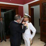 Letkol Marinir Didiet Hendra Wijaya Dianugerahi Tanda Kehormatan National Defense Oleh Pemerintah Perancis