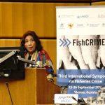 Bicara di Simposium Vienna, Menteri Susi Dorong Pengakuan Kejahatan Transnasional Terorganisir dalam Industri Perikanan