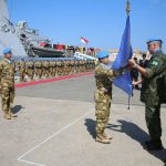 Satgas Maritim TNI KONGA XXVIII-I UNIFIL Kembali ke Tanah Air