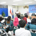 Civitas Akademika FH Unila Kunjungi Bakamla RI