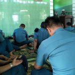 Pertebal Keimanan dan Ketaqwaan, Satlinlamil Surabaya Gelar Kauseri Agama