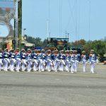 Taruna AAL Raih Peringkat 4 Defile Peringatan HUT TNI