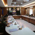 Komandan KRI REM-331 dan Komandan Satkopaska Paparkan Kesiapan Latihan Bersama