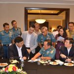 Pangarmabar Ikuti Diskusi Bakamla dan Vietnam Coast Guard