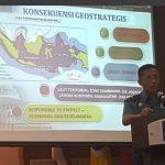 Komandan Guskamlabar Memberikan Kuliah Umum di Fakultas Hukum Universitas Internasional Batam