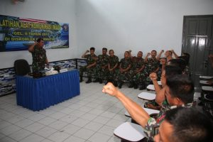 Latihan Image Gelombang II Tahun 2017.