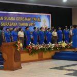 Koarmatim Juara Lomba Pesparawi Kotama TNI AL