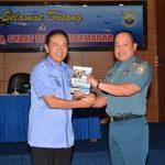 Presentasikan Maritime Review, PPAL Kunjungi Koarmabar