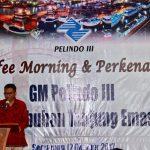 GM Pelindo III Pelabuhan Tanjung Emas kembali Berpindah Tangan