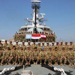 Kunjungi KRI Usman Harun-359, Wadan PMPP Tegaskan Satgas Penjaga Perdamaian ialah Prajurit Terpilih