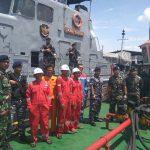 Koarmabar Tangkap Kapal Muat 39 Ton HSD Tanpa Dokumen