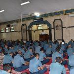 Harapan Kesuksesan Acara Puncak, Prajurit Koarmatim Doa Bersama