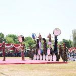Sambut Hari Jadi ke-72 Jawa Timur, Genderang Suling Gita Jala AAL Membahana