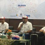 Semangat Sumpah Pemuda, 3 BUMN Sosialisasi Nawacita dan Poros Maritim Dunia di Medan