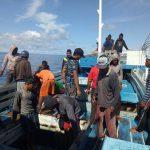 Bakamla Kembali Tangkap Kapal Pelaku Illegal Fishing
