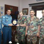 Wadan PMPP Kunjungi Satgas UNIFIL