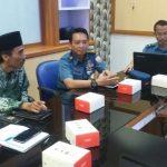 Perkuat Silaturahim, NU Surabaya Sambangi Lantamal V