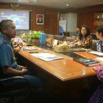 Komandan Satgas Sosialisasikan MNEK 2018