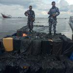 Tim WFQR berhasil gagalkan Peredaran Barang Illegal dari Singapura