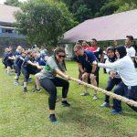 Perkuat Hubungan Baik, TNI AL dan RAN Bertanding Tarik Tambang