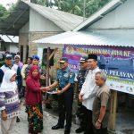 Bedah Rumah di Pariaman, Bentuk Bakti TNI AL Terhadap Masyarakat