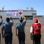 Bersama Koarmatim, 400 Santri Ikuti Pelayaran Jelajah Kepahlawanan
