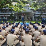 Dilepas Wakil Gubernur, Taruna AAL TK IV Berangkat Praktek Pelayaran Jalayudha