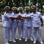 Pushidrosal Kukuhkan Tiga Komandan Kapal Satuan Survei