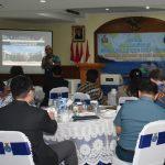 Pushidrosal Dikunjungi 19 Delegasi Negara Pulau dan Kepulauan