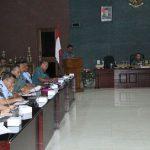 KKDN Pasis Sesko TNI, Danlanal Lampung Paparkan Tupoksi dan Profil Lanal