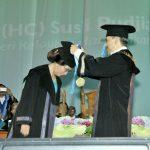 Tepat Hari Pahlawan, Menteri Susi Terima Gelar Honoris Causa dari ITS