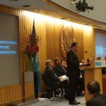Pidato Indonesia di Sidang IMO Assembly ke-30 Tekankan Kerjasama, Komitmen dan Dukungan