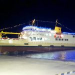 Kemenhub Launching Kapal Ternak KM Camara Nusantara 2 di Galangan ASI Madura