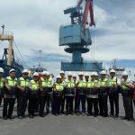 Tim Khusus Menko Perekonomian Kunjungi Pelabuhan Pulau Baai guna Realisasi KEK Bengkulu