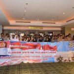 Di Hari Sumpah Pemuda, Lantamal III Jakarta Nobar Film MPM Bersama Generasi Muda