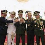 Panglima TNI Baru, harus Selaras dengan Visi Poros Maritim Dunia