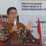 BRSDM KKP Sampaikan Capaian 3 tahun Sektor Kelautan di Seminar IMTSI