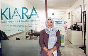 Sekretaris Jenderal KIARA, Susan Herawati.