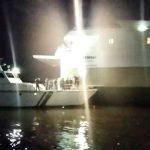 KPLP Berhasil Evakuasi Penumpang Kapal Jet Liner yang Kandas
