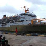 Lanal Ranai Gelar Sosialisasi Keselamatan Berlayar di Atas KM Bukit Raya