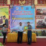Laksda TNI A Octavian Gelorakan Semangat Kebangsaan di Merauke