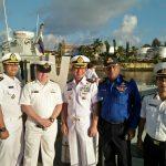 Kolonel Laut (P) Salim Pimpin Delegasi Latihan Multilateral MILAN di India